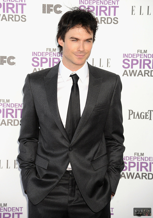 Йен Сомерхолдер на 2012 Film Independent Spirit Awards
